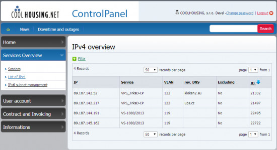 IPv4 overview