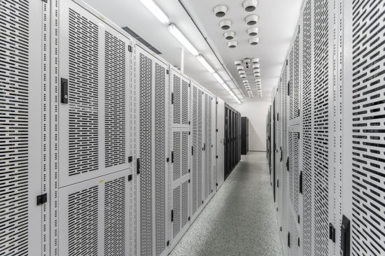 One of our server room
