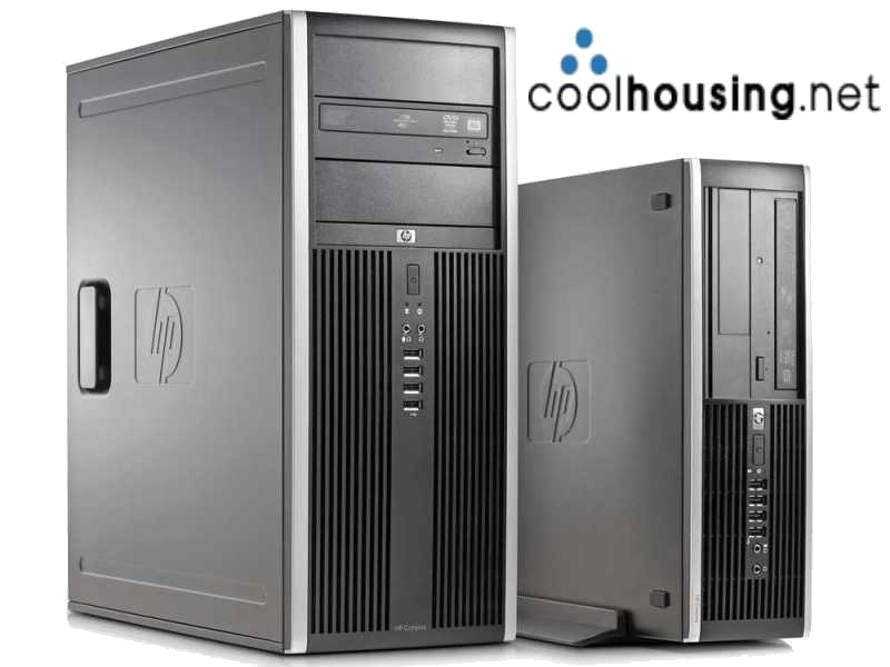 Coolhousing, Dedicated HP Compaq 8100, Intel Core i7-870