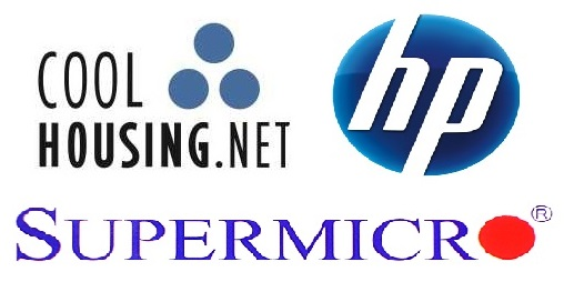 Coolhousing + SuperMicro + HP