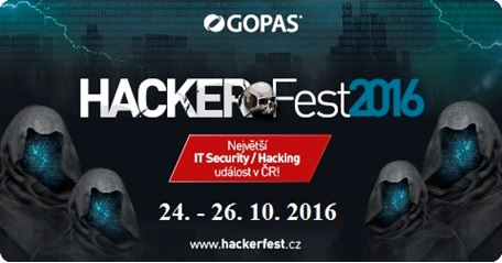 Coolhousing je opět partnerem IT security/hacking konference HackerFest 2016!