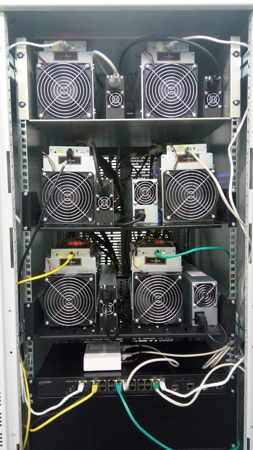 Professional Mining Colocation ~ COOLHOUSING s r o