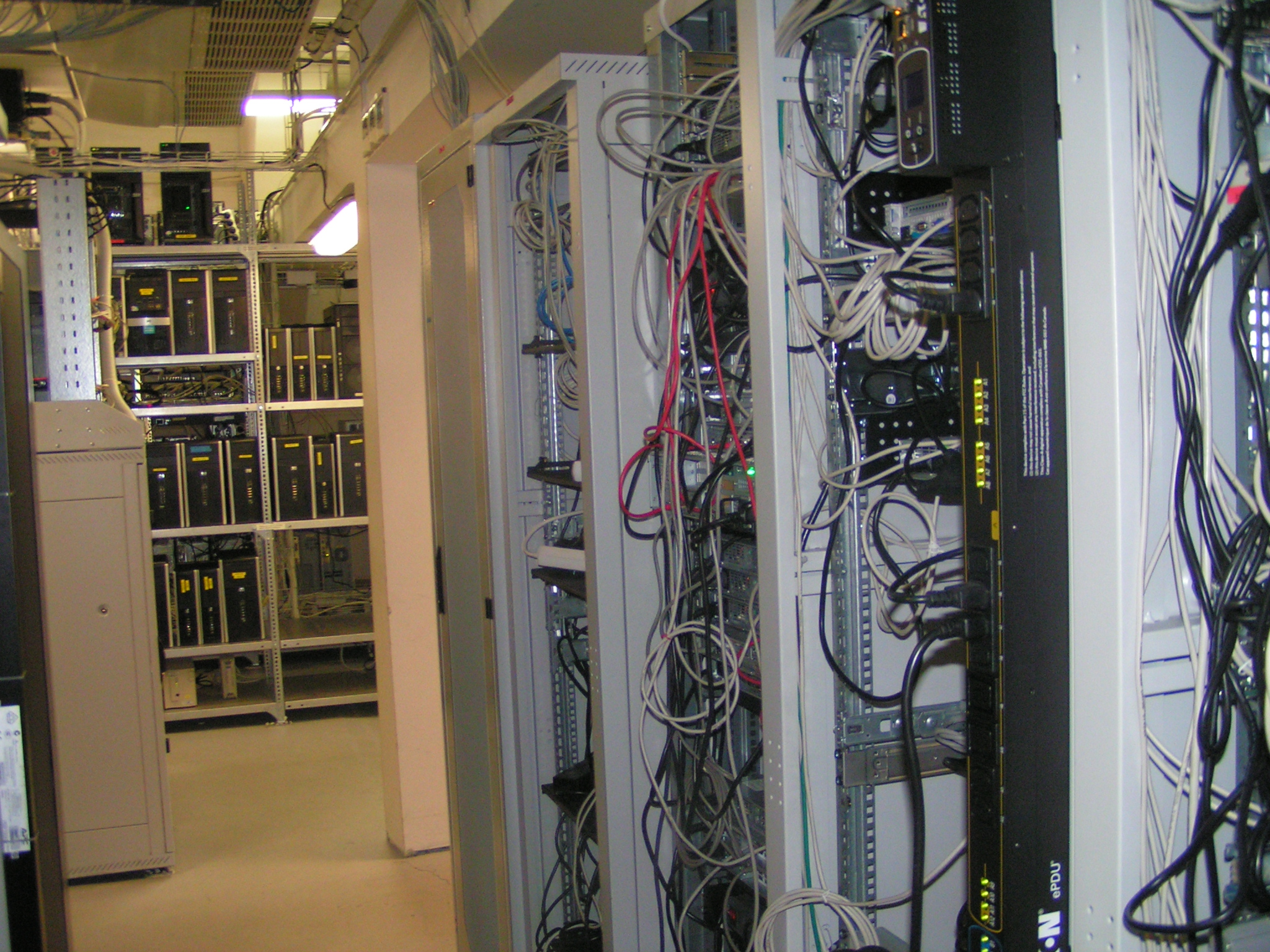 Server room ~ COOLHOUSING s.r.o.