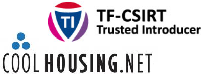 Logo Csirt and Logo Coolhousing