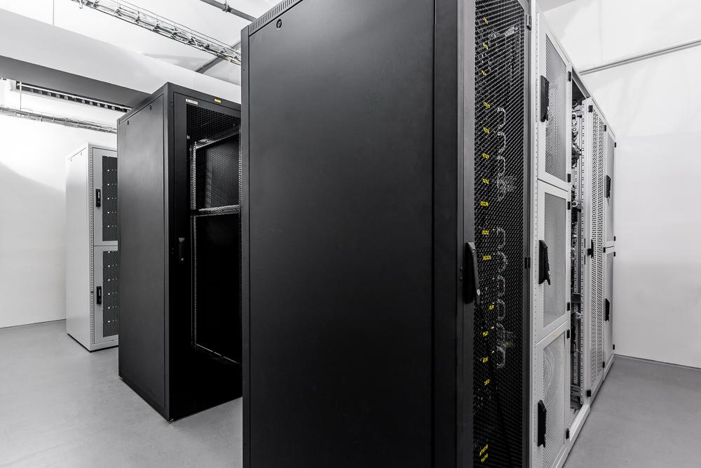 Serverovna Datového centra Coolhousing
