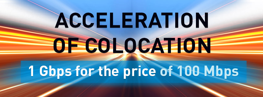 Acceleration of Colocation