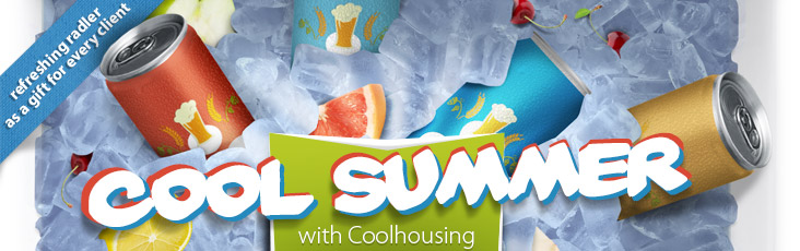 Cool Summer with Coolhousing